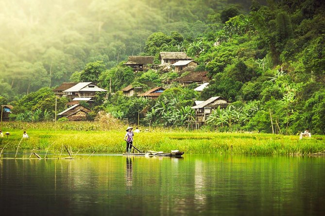 2-day Ba Be National Park Adventure from Hanoi