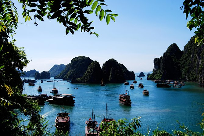 2-day Halong bay private boat trip and Bac Ninh heritage land photo 3