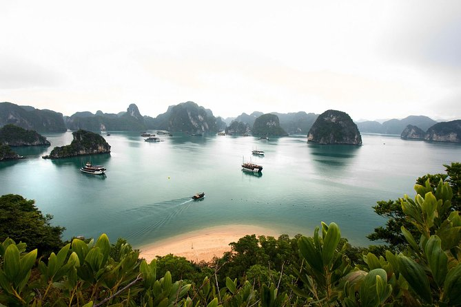 2-day Halong bay private boat trip and Bac Ninh heritage land photo 1