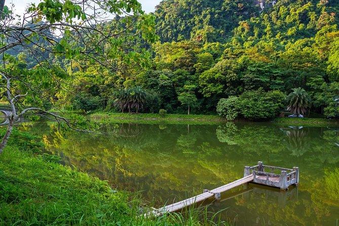 Cuc Phuong national park Ninh Binh day trip