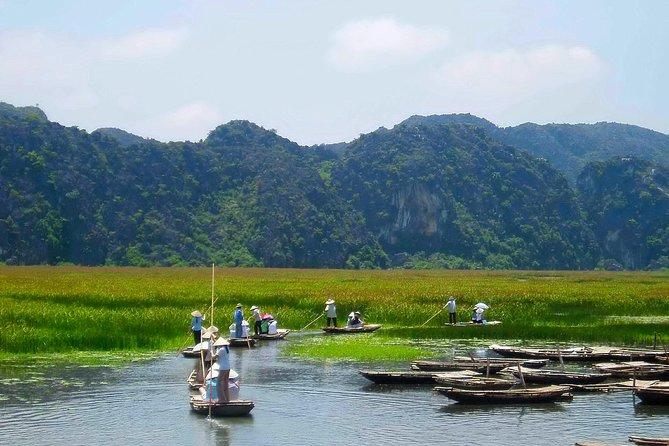 Van Long - Kenh Ga Ninh Binh day tour