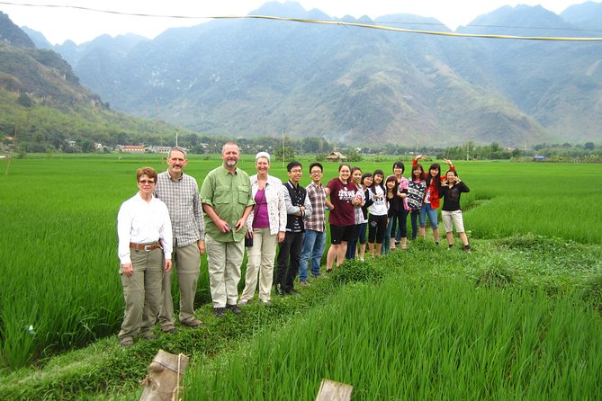 3-Day Mai Chau Fishing and Farming Life Tour