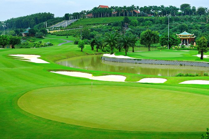 10-Day Northern Vietnam Tour with Golfing from Hanoi