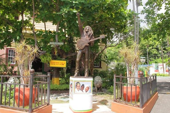 Kingston Town combo with Bob Marley Museum and Port Royal from Runaway Bay Hotels