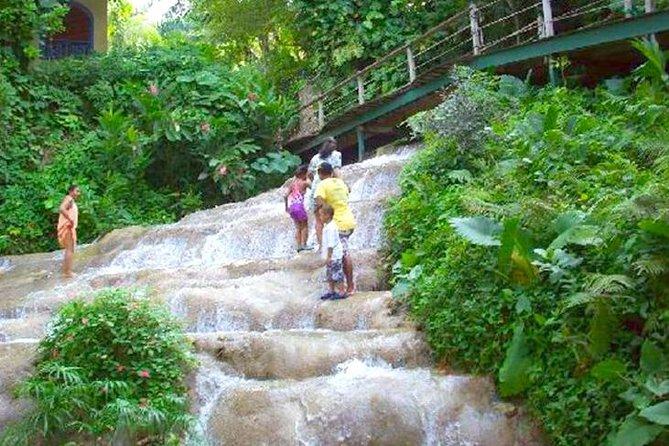 Konoko Falls and Shopping in Ocho Rios from Runaway Bay