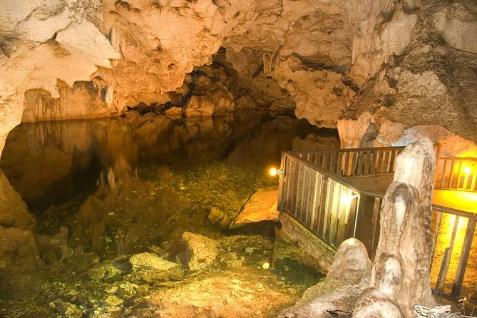 Green Grotto Caves from Grand Palladium