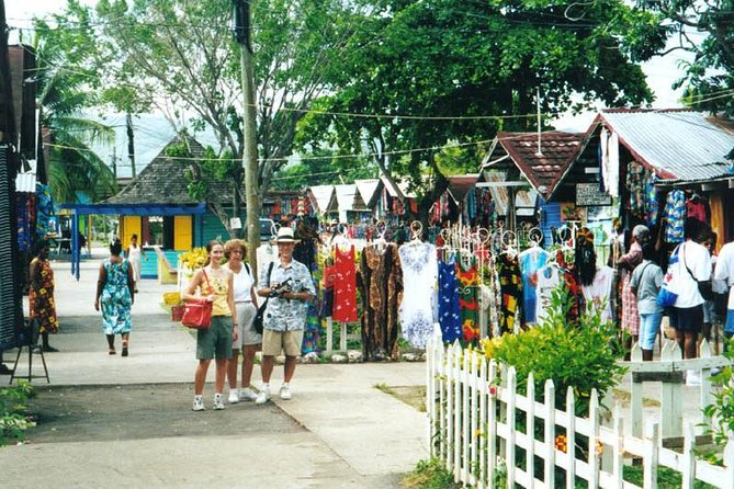 Shopping in Mo Bay with Rose Hall Great House (From Negril) photo 3