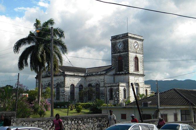 City Tour y compras en Montego Bay