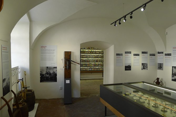 Prague's Czech Beer Museum: Self-Guided Tour with Customized Beer Bottle photo 2