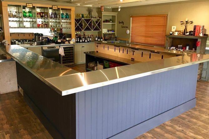 Inside Tasting Bar