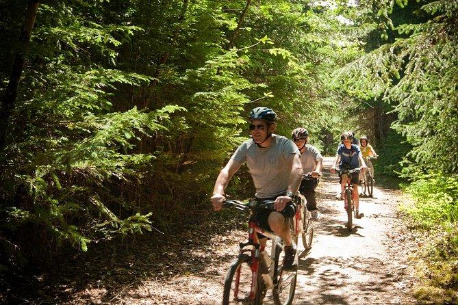 Skagway Triple Adventure Tour: Bike, Hike, and Raft