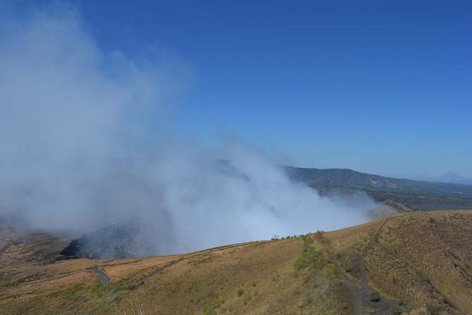 Masaya Acitve Volcano
