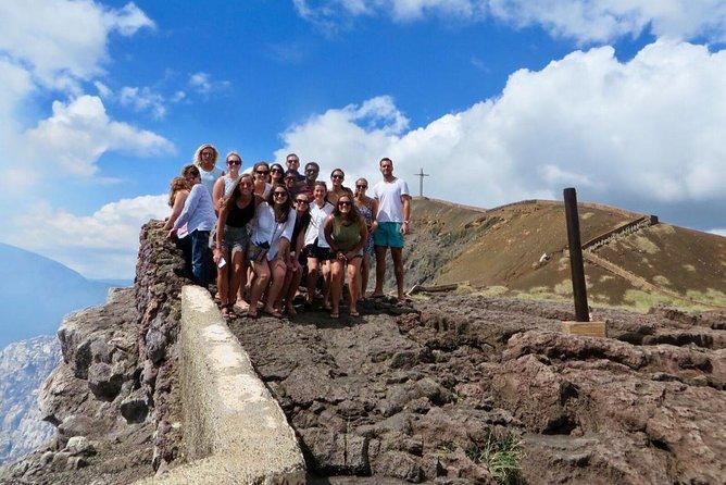 Tour Apoyo Lagoon and Masaya Active Volcano