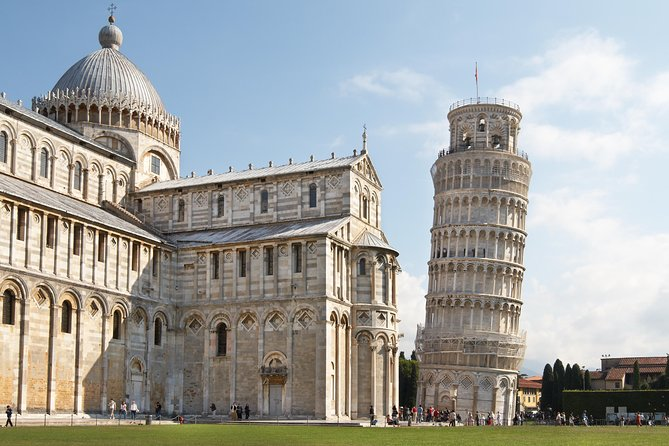 Private Excursion to Pisa and the Leaning Tower from Florence