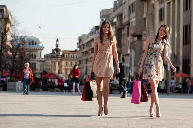 プライベートツアー:グッチとプラダのアウトレットに行くフィレンツェ・ショッピング・ツアー