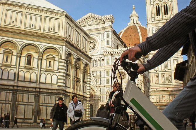 Florence Electric Bike Tour with Farm and Delicious
