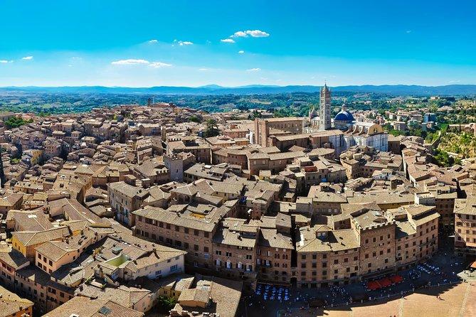 Privédagtocht naar een onafhankelijke dagtocht naar Siena en San Gimignano vanuit Florence
