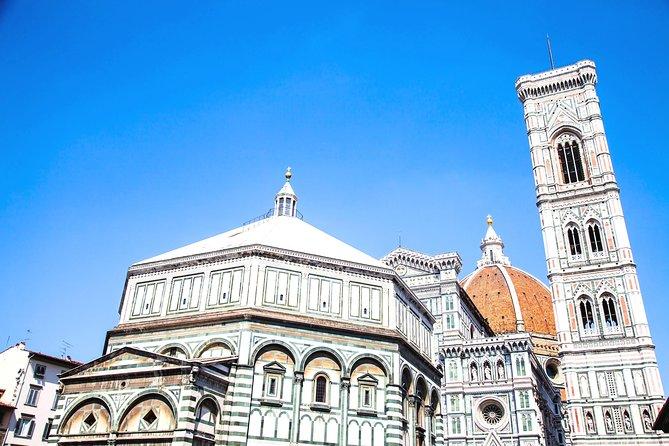 Essentie van Florence Walking Tour en diner en concert - halve dag Combo Tour