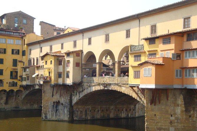 フィレンツェスーパーセーバー:ルネッサンスと中世のフィレンツェウォーキングツアープラスコンサートとディナー