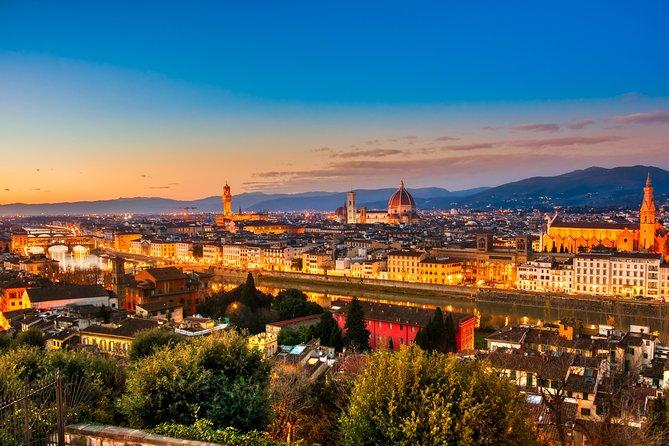 Florence Evening Segway Tour met Piazzale Michelangelo