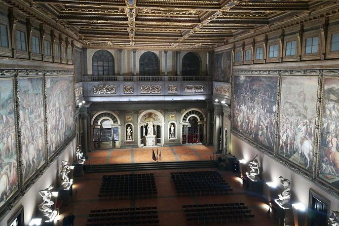 In the Footsteps of Dan Brown's Inferno with Palazzo Vecchio Secret Access