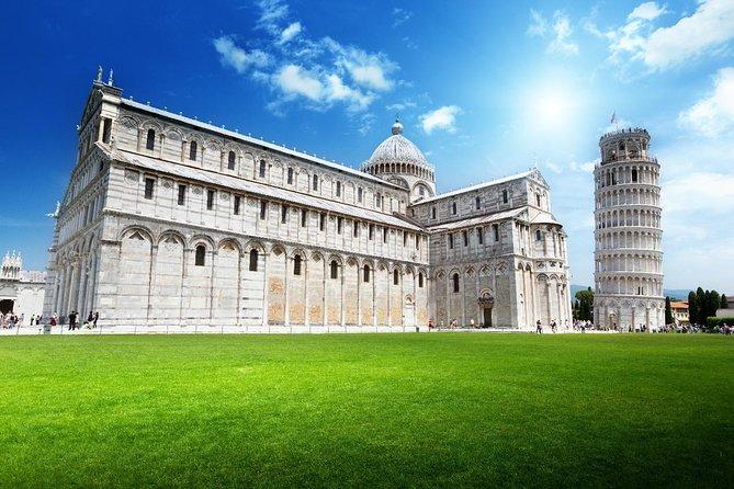 Pisa, Lucca och Forte dei Marmi Liten Gruppresa från Florens