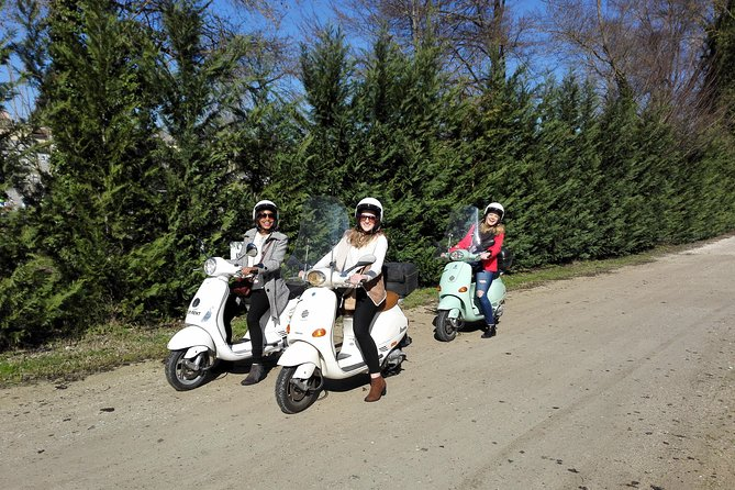 The Mythic Vespa Tour of Florence Hills and Chianti Countryside photo 1