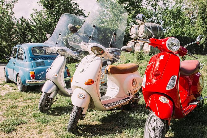 The Mythic Vespa Tour of Florence Hills and Chianti Countryside photo 7
