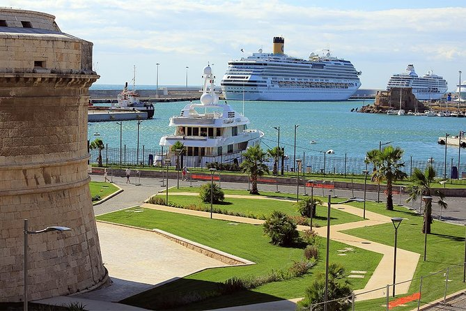 Civitavecchia Private Transfer: Central Rome to Civitavecchia Cruise Port
