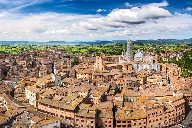 ROME DAY TRIP TO SIENA & PISA private tour and transfer by car