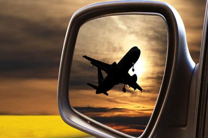FCO FIUMICINO AIRPORT to ROME CITY private transfer