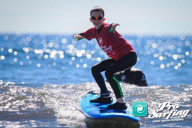 Cours de surf premium à Gran Canaria
