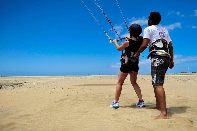 Curso de Kitesurf para principiantes en Gran Canaria