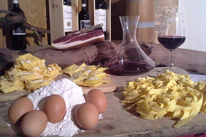Cours De Cuisine Dans La Ferme Toscane Traditionnelle