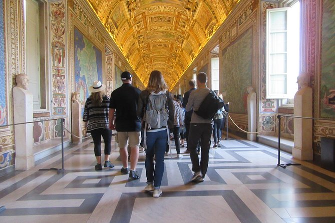 Skip-the-line Vatican tour with Sistine Chapel & St Peter's