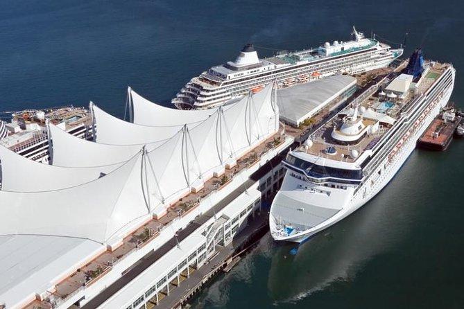 Recogida de cruceros con tour privado de 4 horas