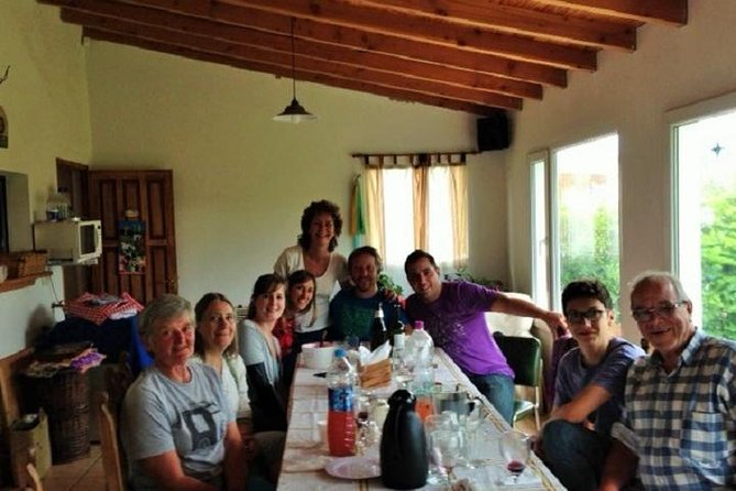 Small-Group Traditional Barbecue with Local Family from Bariloche