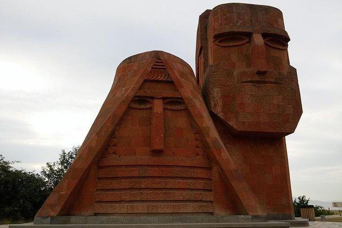 Armenia and Nagorno - Karabakh in 8 days