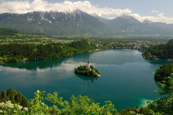 Lake Bled & Ljubljana Tour from Sistiana