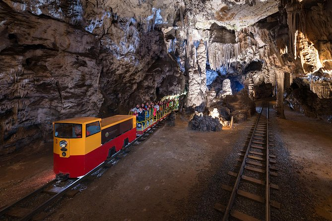 Postojna Cave & Predjama Castle from Piran