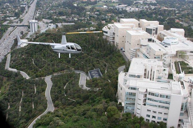 Excursión por la costa de Los Ángeles: recorrido en helicóptero por las casas de los famosos anterior o posterior al crucero