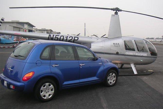 Excursión por la costa de Los Ángeles: recorrido VIP en helicóptero