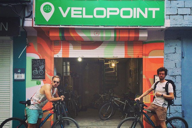 Private Chisinau Bike Tour