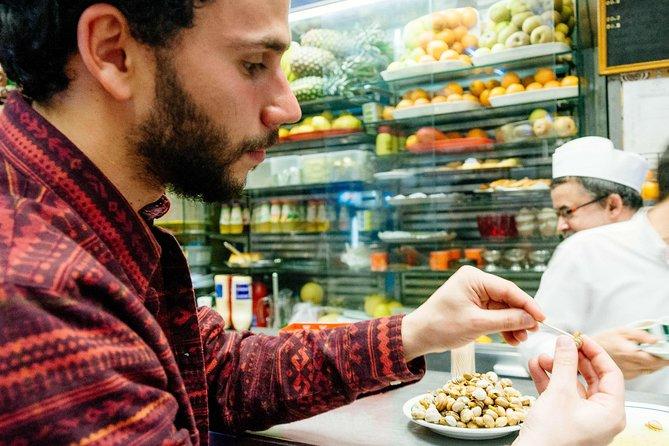 Excursão gastronômica particular e degustações em Lisboa com os moradores locais