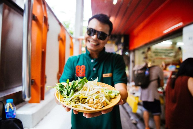 Withlocals 10 Tastings™: Private Street Food Tour