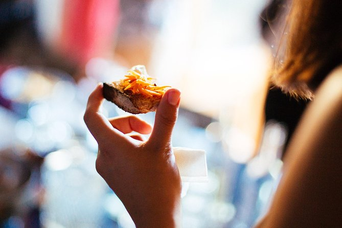 Private and Authentic Tapas Tour in Madrid