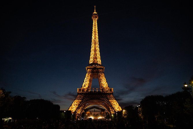 180° Paris by Night Tour: Exclusively for You & Your Group