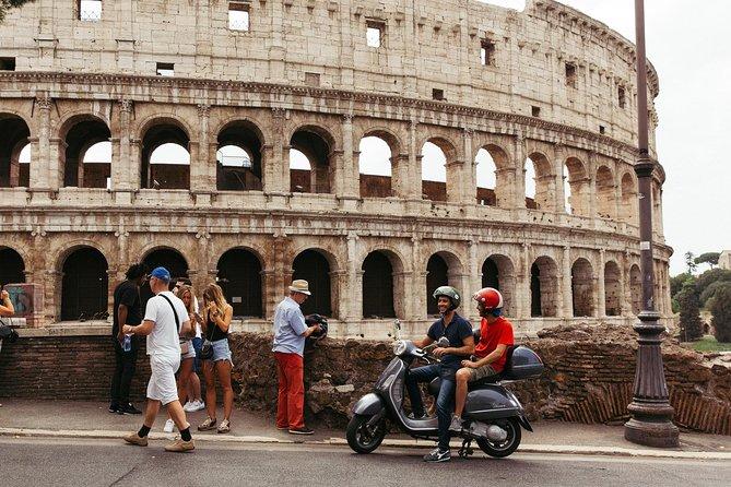 2-hour Private Vespa Tour of Rome
