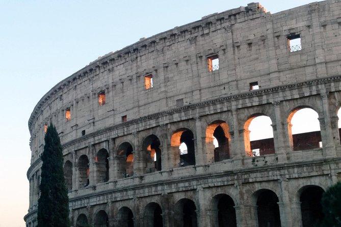 Privater Ausflug zum Colosseum ohne Anstehen und Besuch des Artisan-Workshops