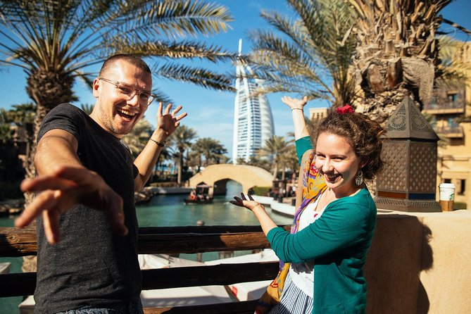 Private Ultimate Layover Tour of Dubai
